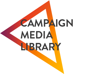 Media library for the campaign