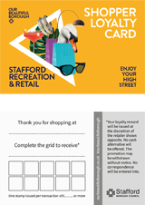 Loyalty Card for Stafford