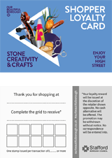 Loyalty Card for Stone