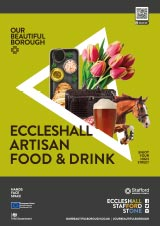 Poster for Eccleshall A4