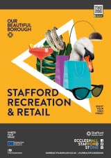 Poster for Stafford A4