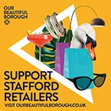 Stafford Retailers Support