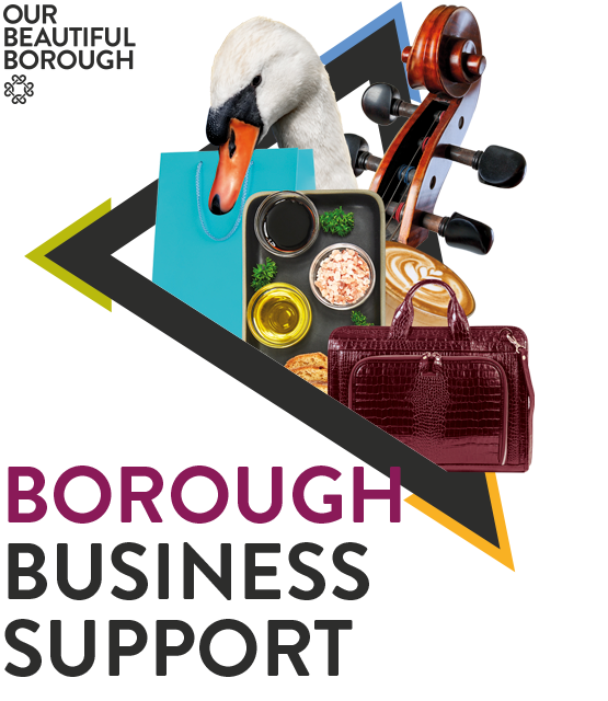 Stafford Borough Council Business Support