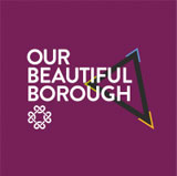 Website Link Graphic for Our Beautiful Borough